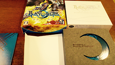 BAYONETTA ORIGINAL SOUNDTRACK